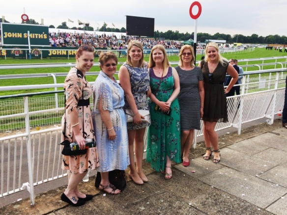 hen party afternoon york races followed by bettys tea
