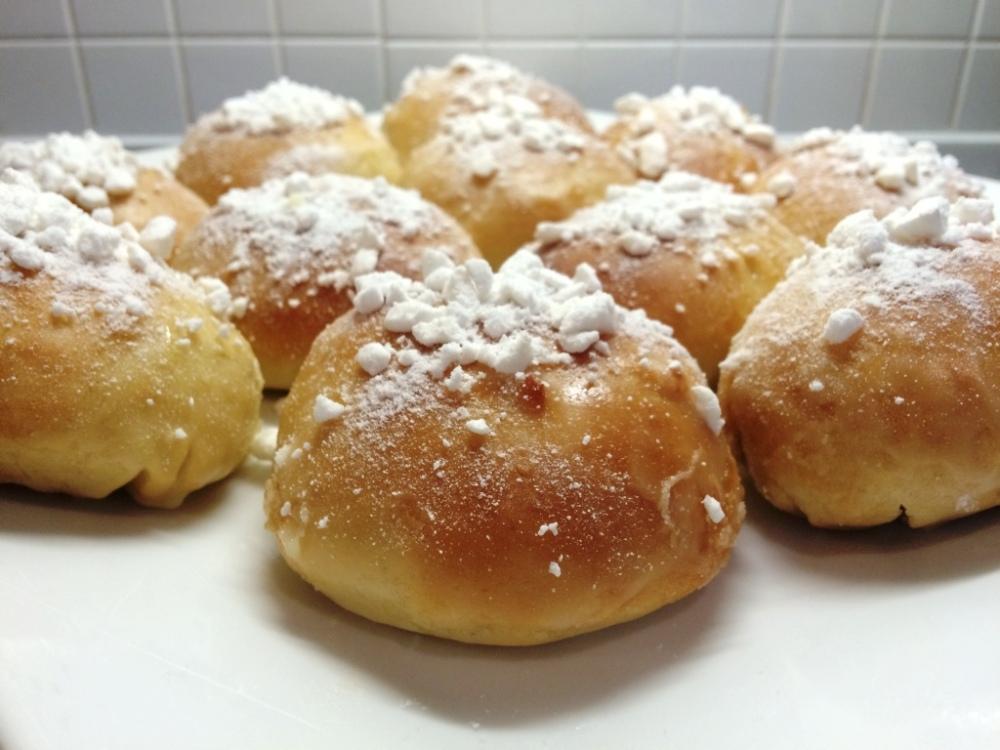 baked lemon meringue pie doughnuts recipe fat free healthier dessert